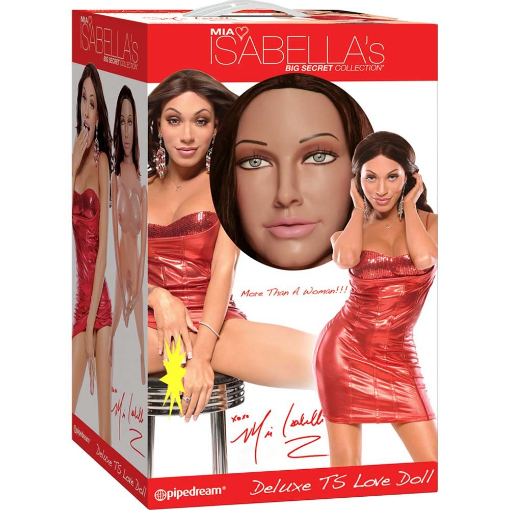 Mia Isabella Collection BIG SECRET Deluxe TS Love Doll - View #4