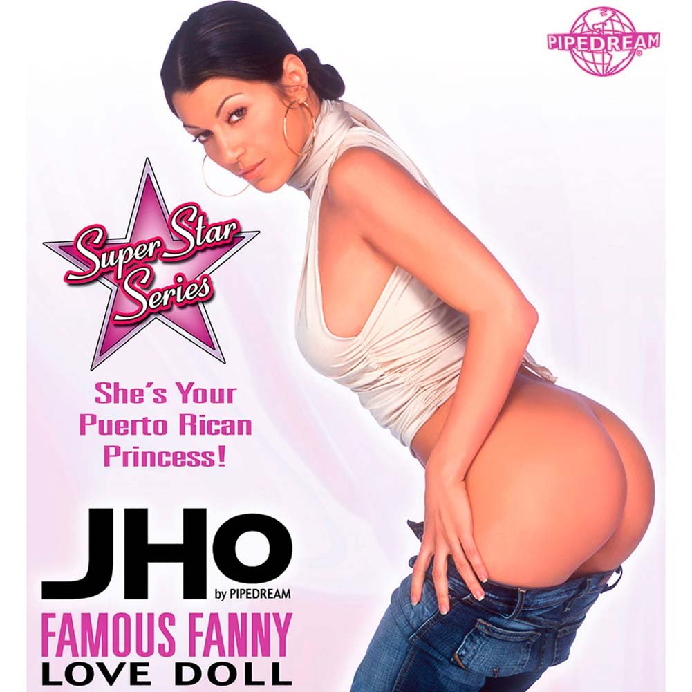 JHo Famous Fanny Love Doll - View #2