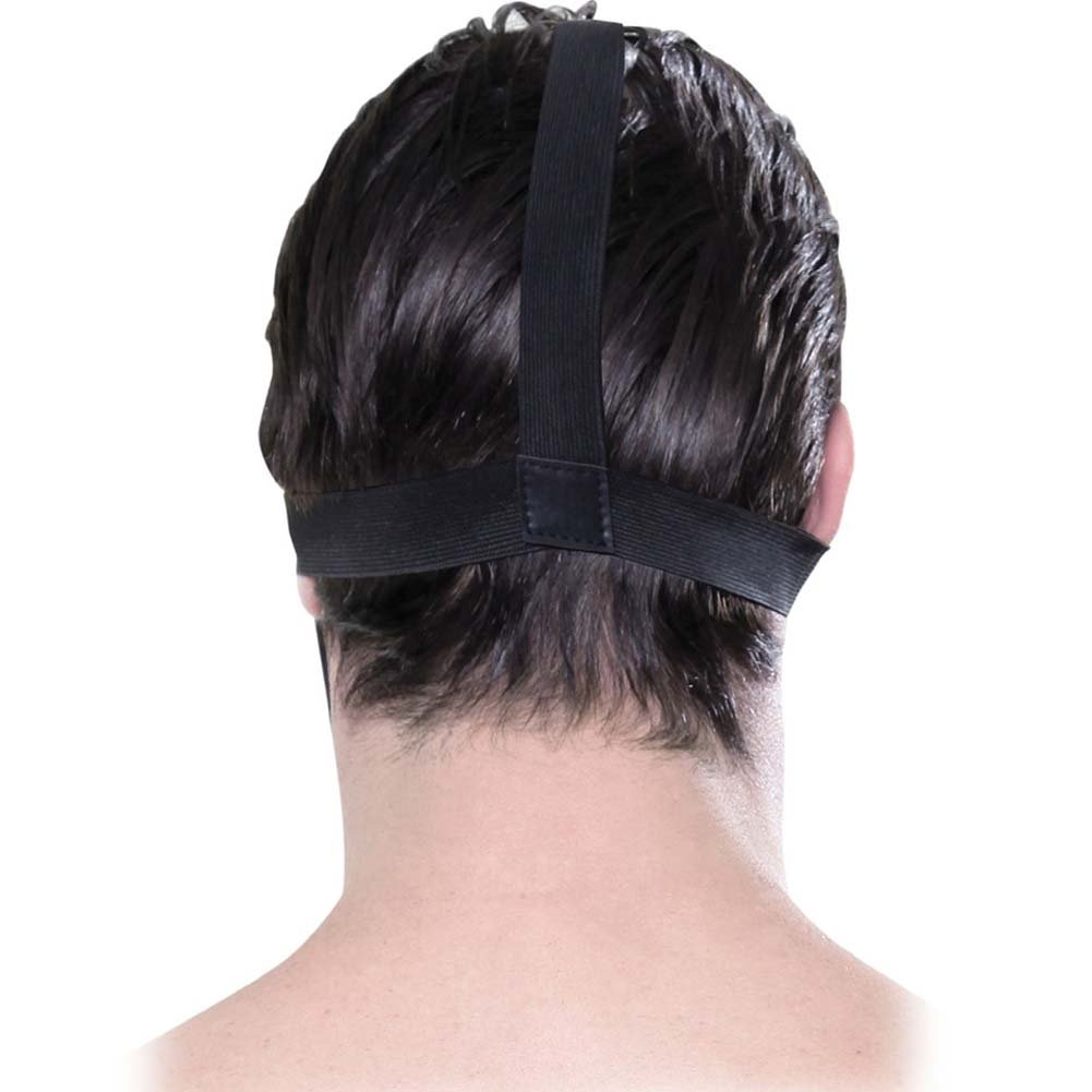 Fetish Fantasy Extreme Hannibal Mask One Size Black - View #4