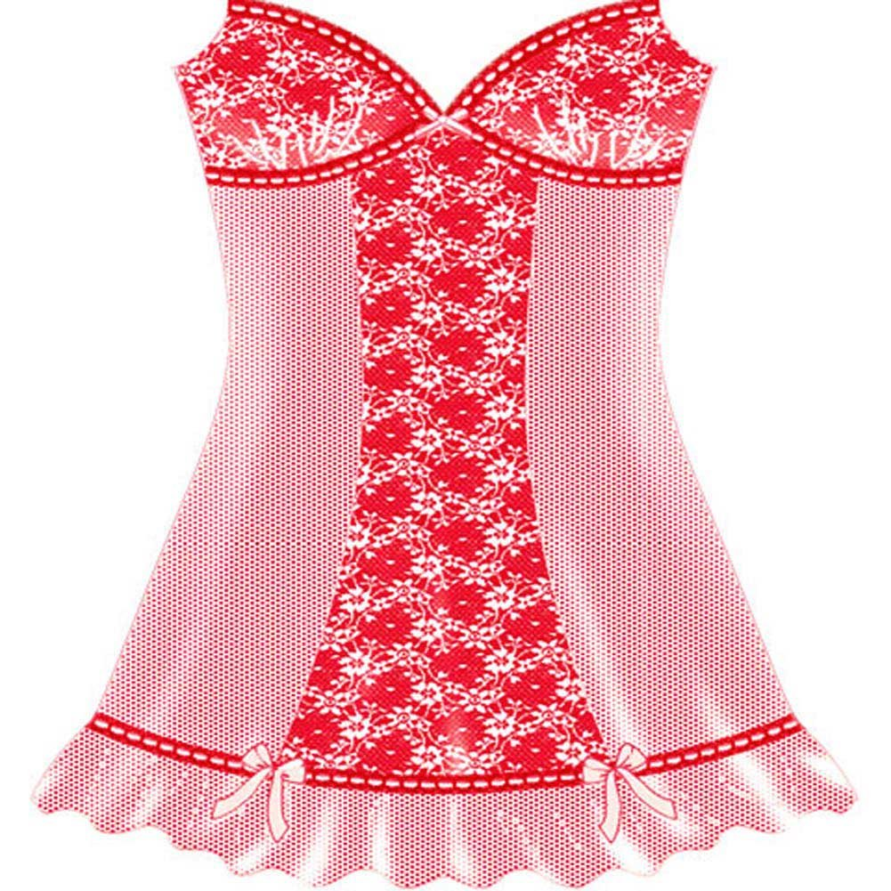 New Arabesque Chemise Pink Medium - View #2