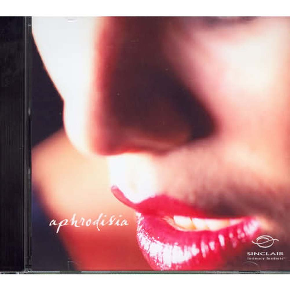 Aphrodisia Music of Love Audio CD of Sensual Moodmaking Music - View #2