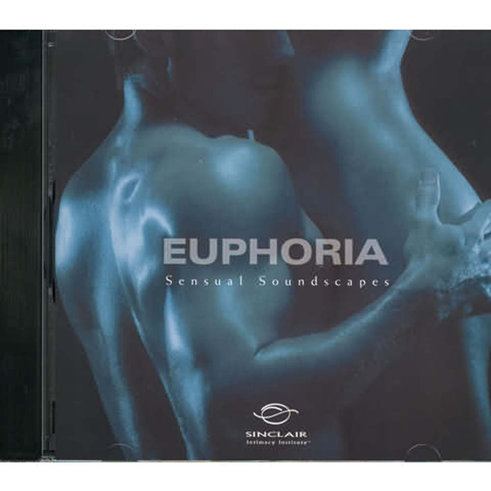 Euphoria Sensual Soundscapes Music CD - View #2
