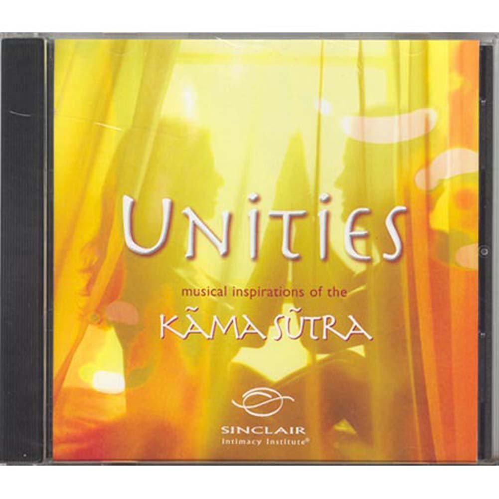 Unities Musical Inspirations of the Kama Sutra Sensual Music CD - View #1