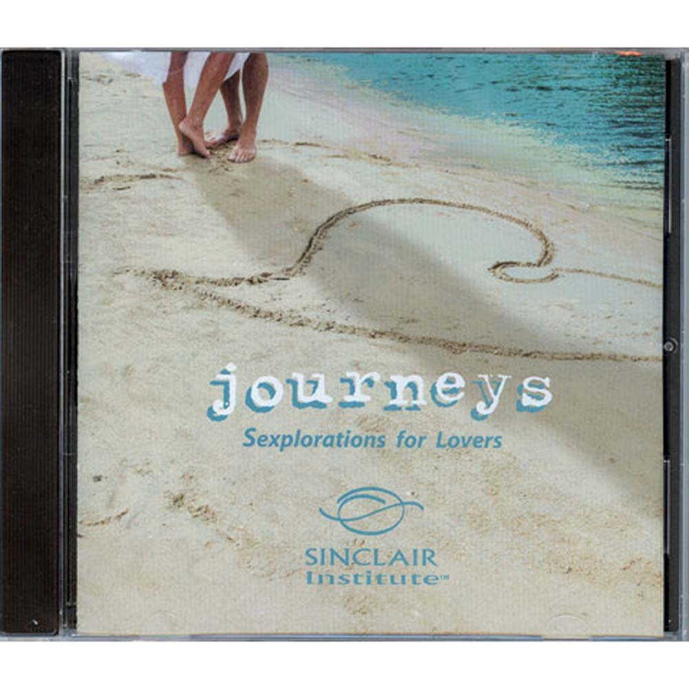 Journeys Sexplorations for Lovers Sensual Music CD - View #1