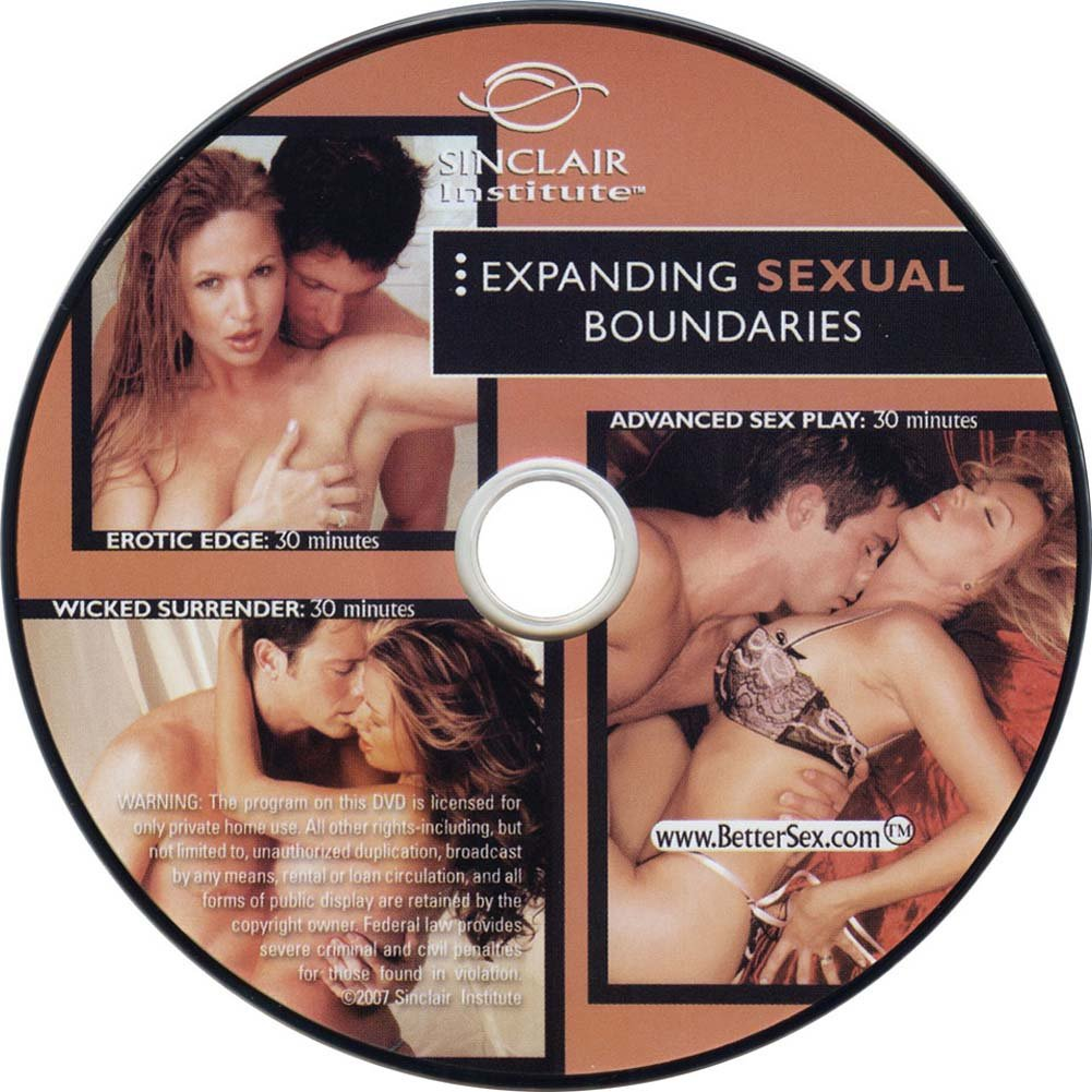 Expanding Sexual Boundaries 3 Films On 1 DVD - View #1