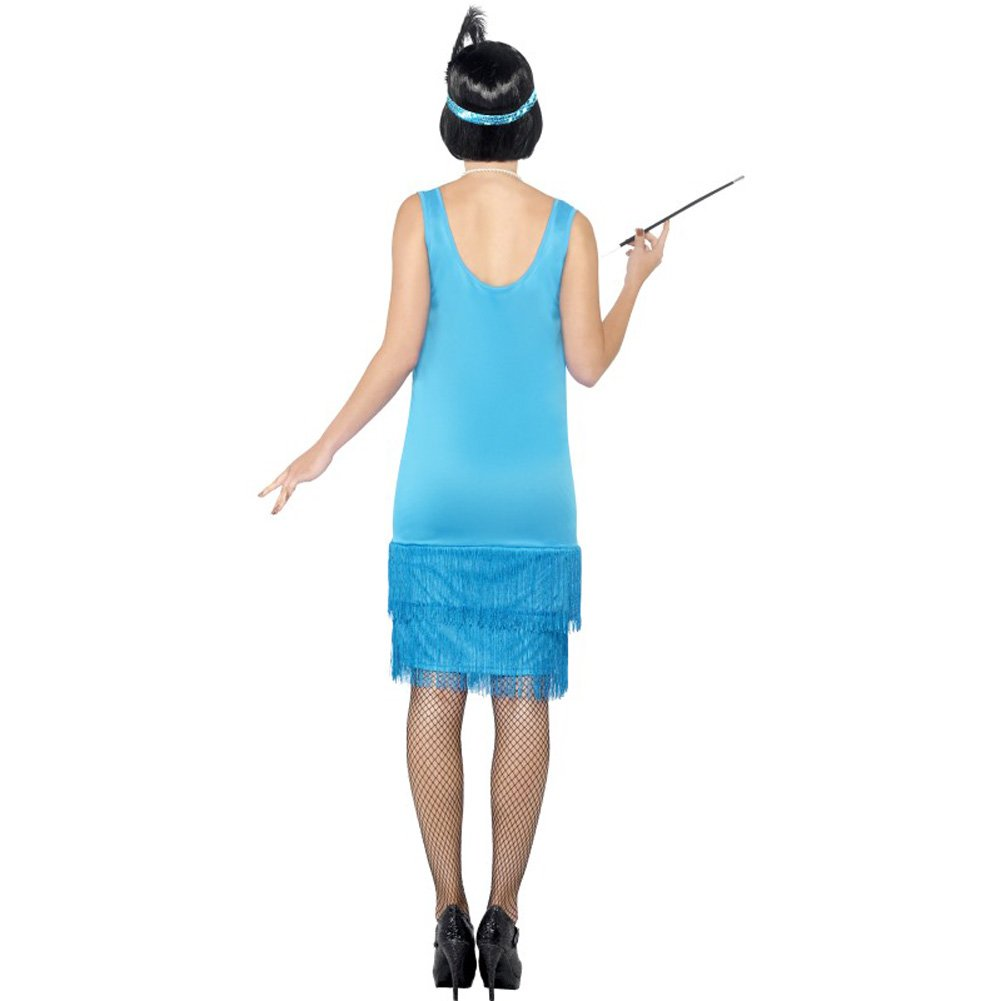 Flirty Flapper Costume Small - View #3