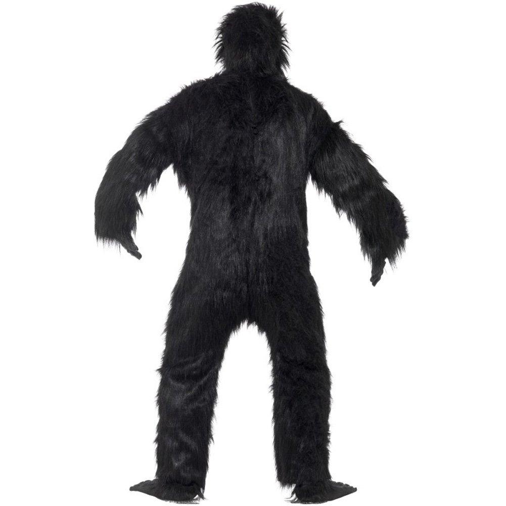 Deluxe Gorilla Costume - View #4