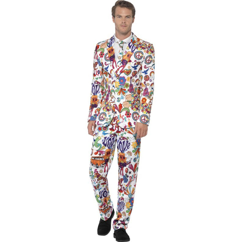 Groovy Suit Large Multicolor - View #1