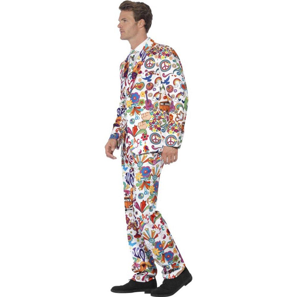 Groovy Suit Large Multicolor - View #3