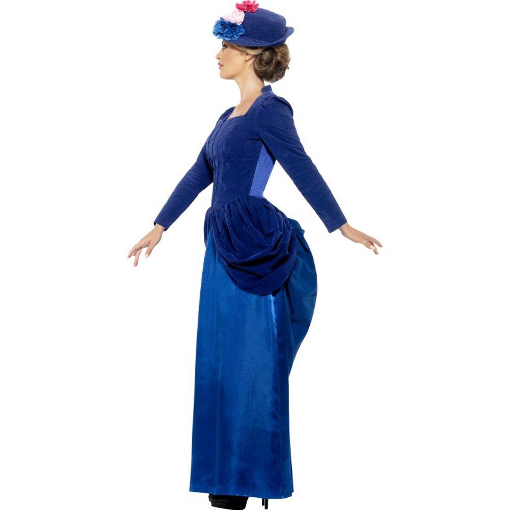 Victorian Vixen Deluxe Costume Small - View #2