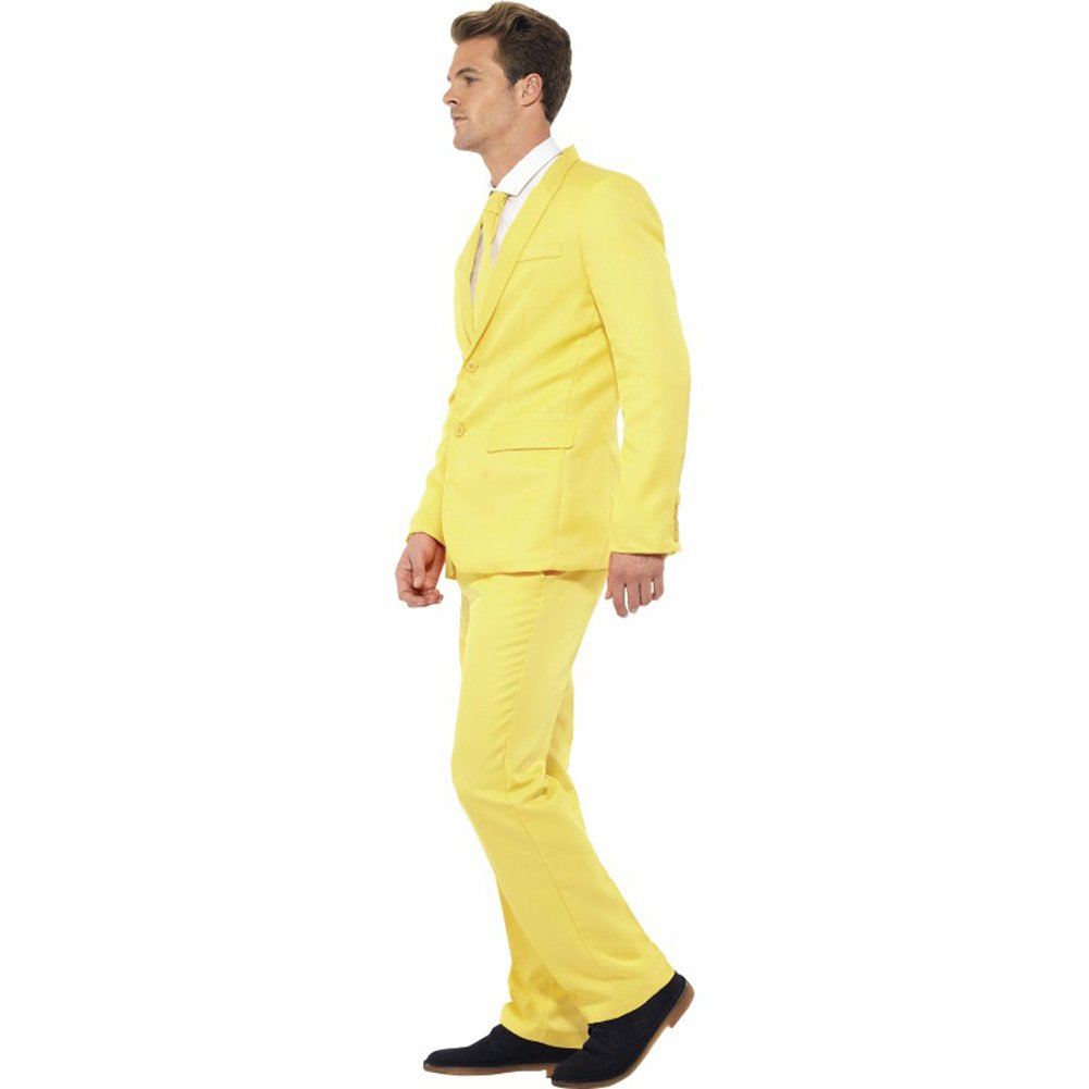 Yellow Suit Extra Large - View #2