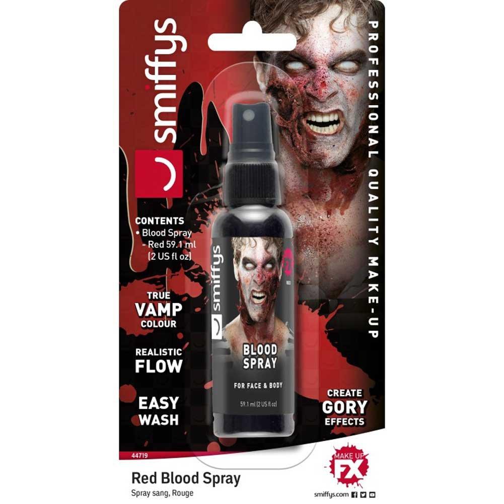 Blood Spray - View #3