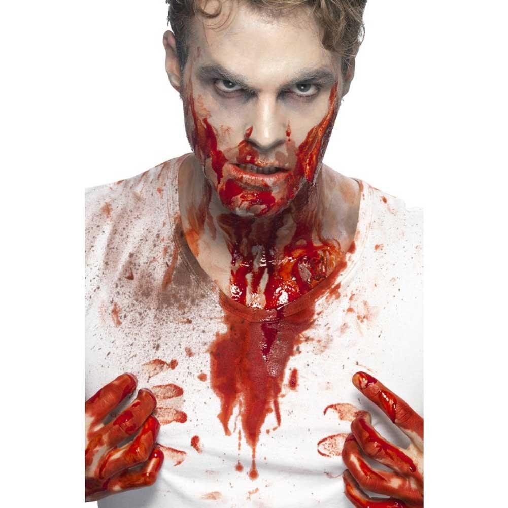 Blood Bottle - View #3