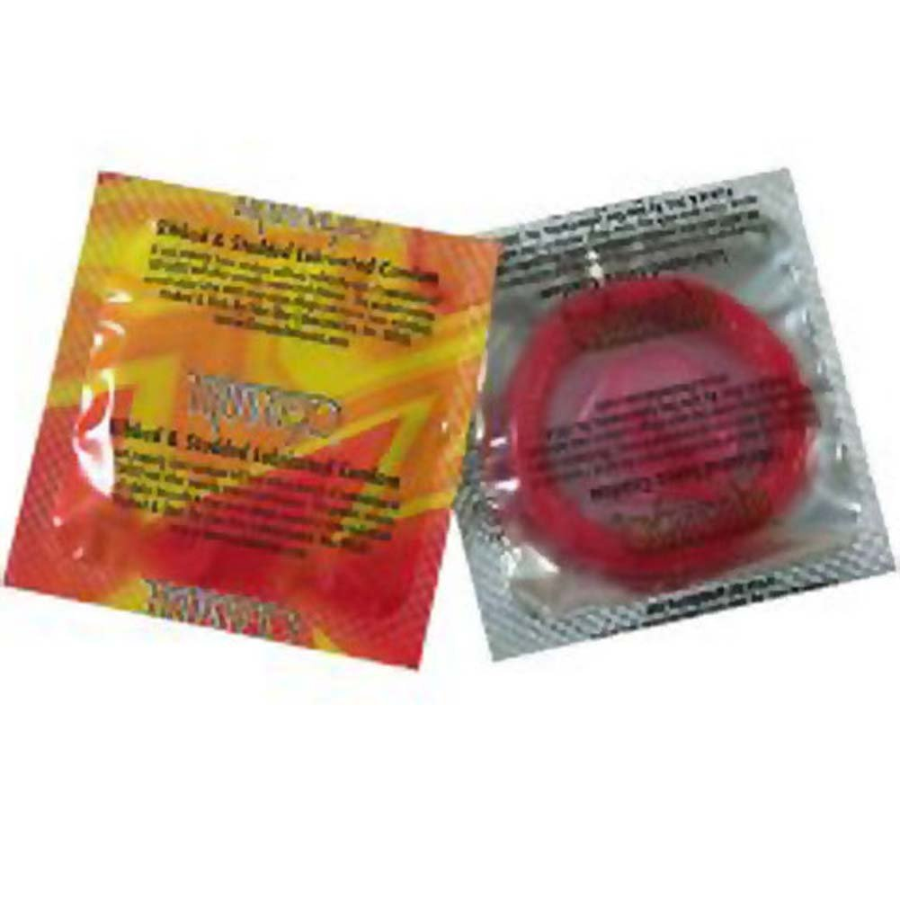 Trustex Ribbed and Studded Condoms 3 Pack - View #2