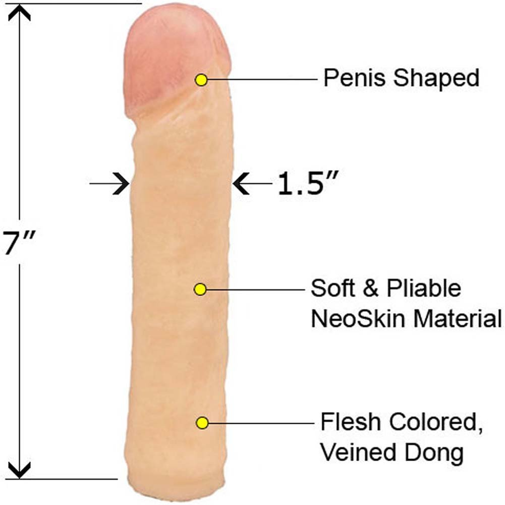"""Classic NeoSkin Dong 7"""" Natural - View #1"""