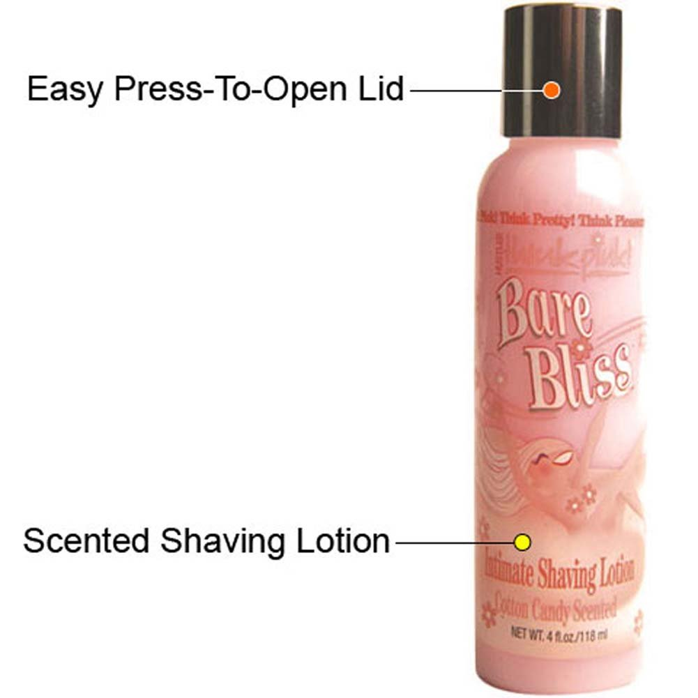 Bare Bliss Intimate Shaving Lotion Cotton Candy 4 Fl. Oz - View #1
