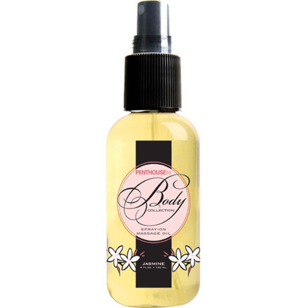 Body Collection SprayOn Massage Oil Jasmine 4 Fl. Oz. - View #2