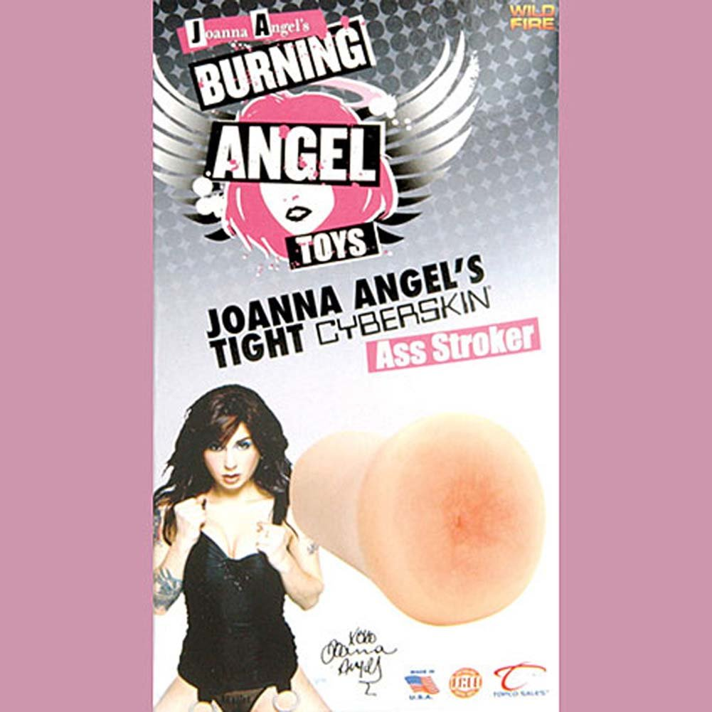 Burning Angel Tight CyberSkin Ass Stroker Natural - View #3
