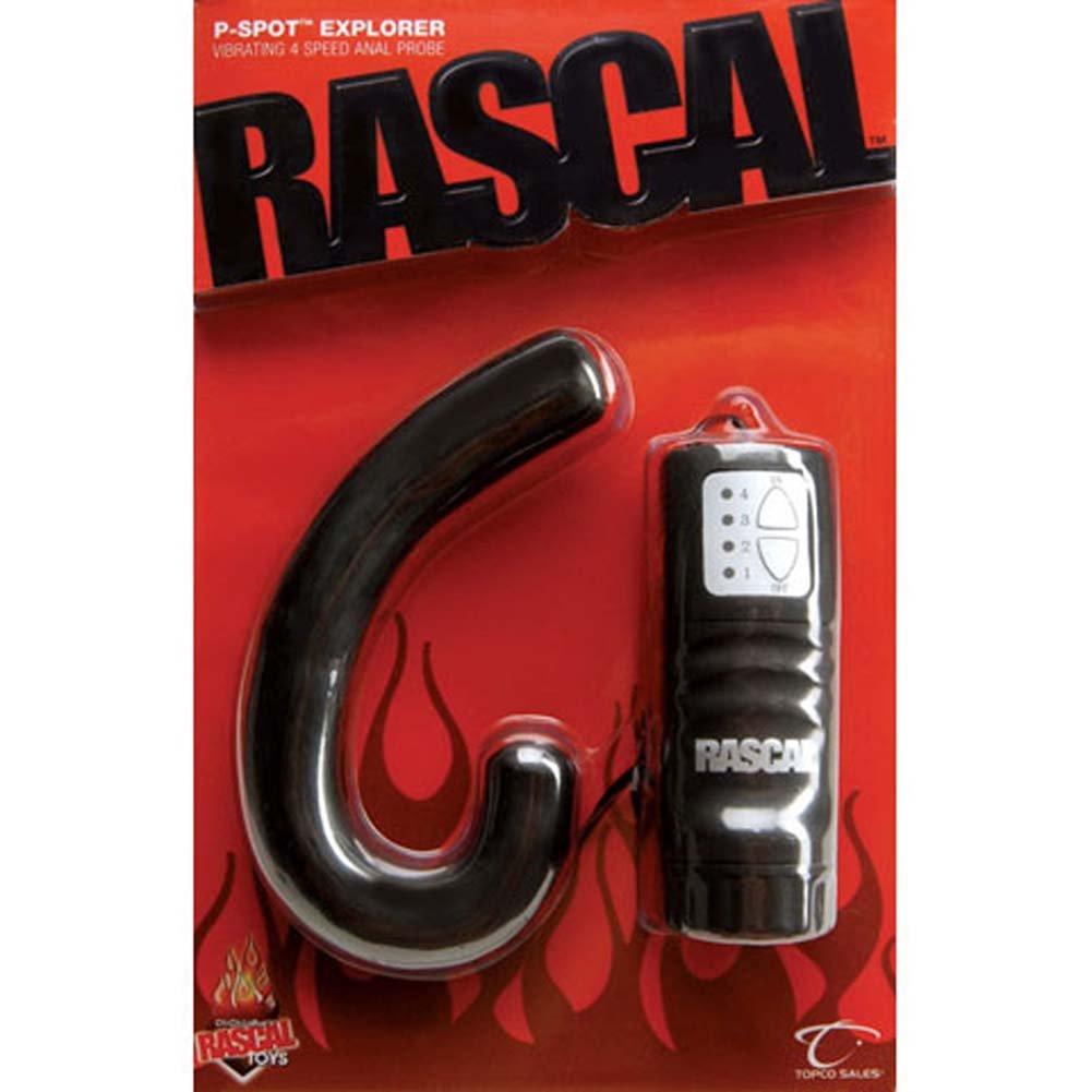 Rascal Toys P-Spot Explorer Vibrating Waterproof Anal Probe - View #4