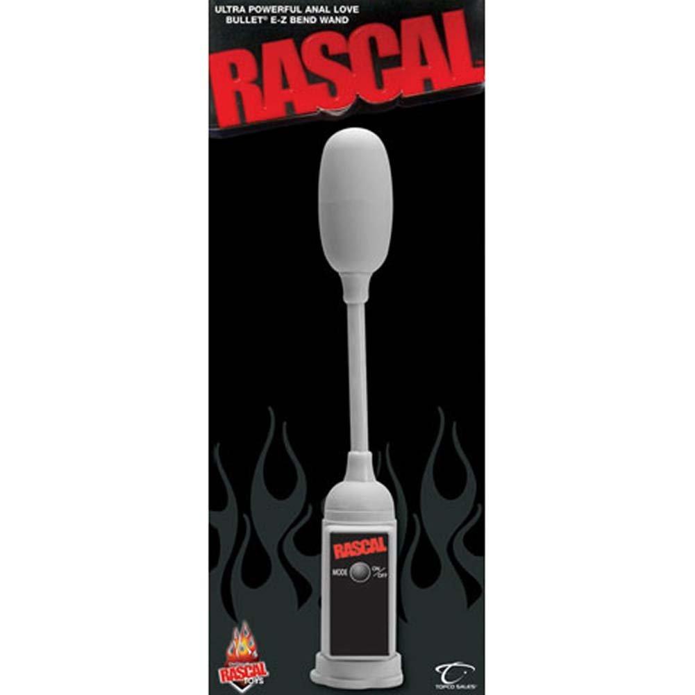 Rascal Toys Ultra Powerful Love Bullet EZ Bend Flexible Wand - View #4