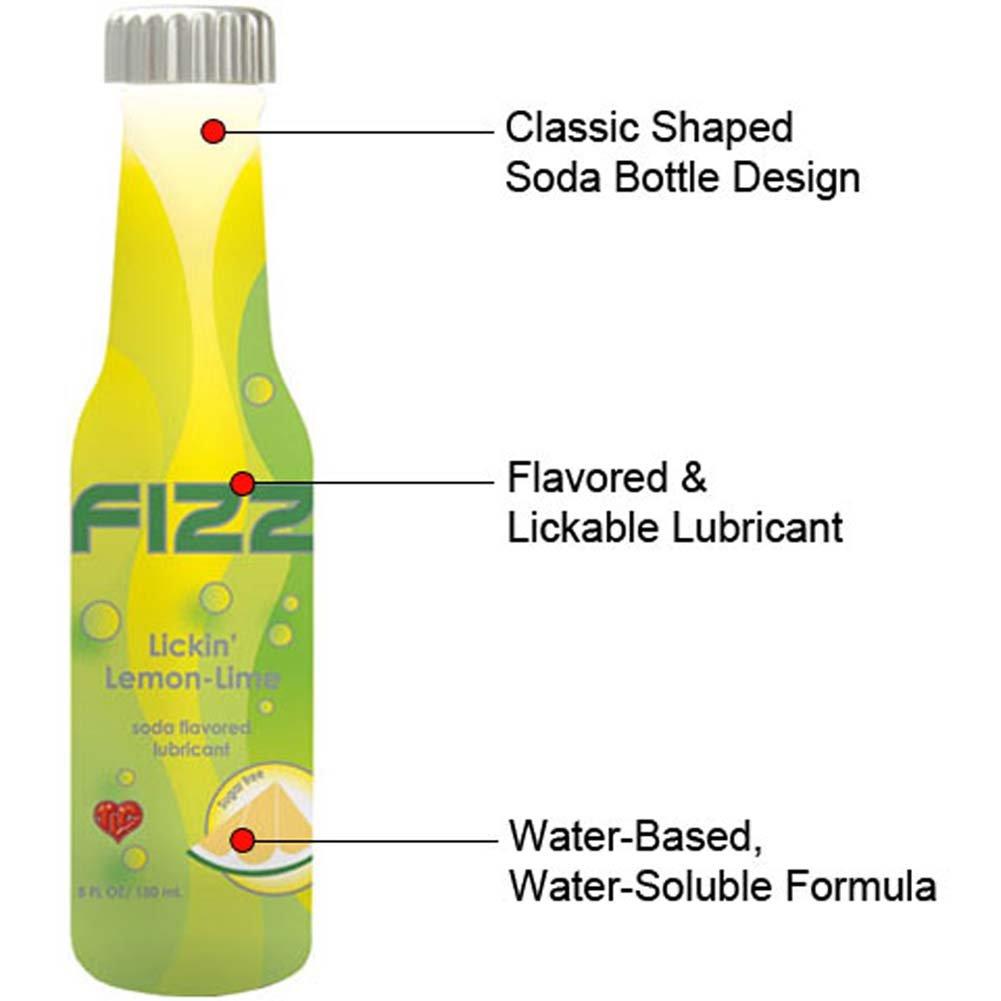 Fizz Lickin Lubricant Lemon Lime 5 Fl. Oz. - View #1