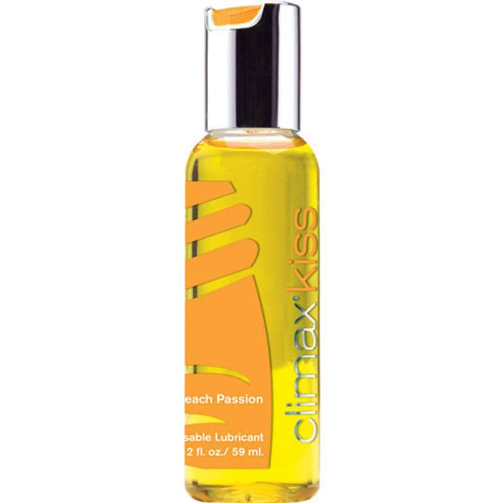 Climax Kiss Magnetic Mango Intimate Lubricant 2 Fl. Oz. - View #2