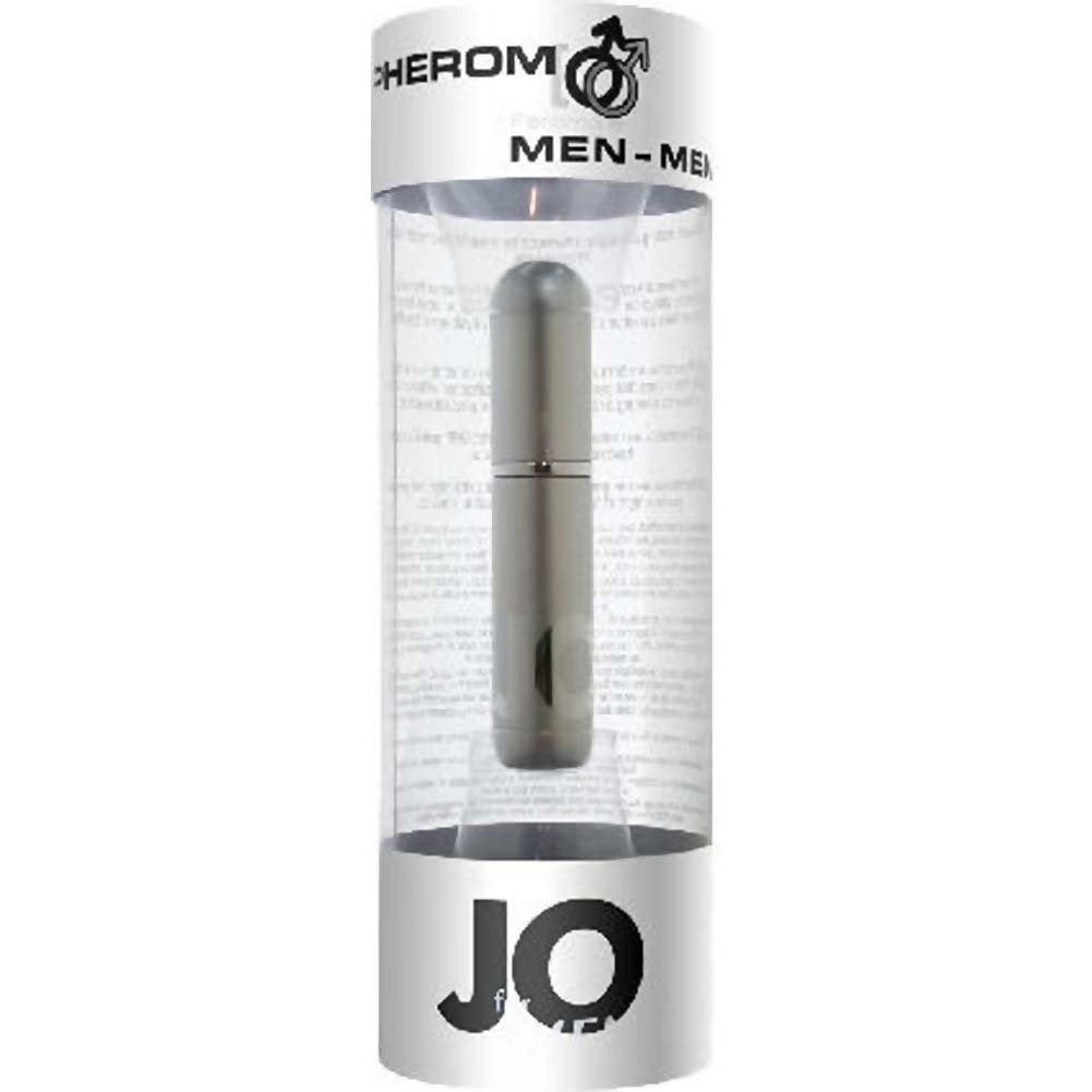 JO Sensual Body Spray Men To Men Silver 5 Ml - View #1