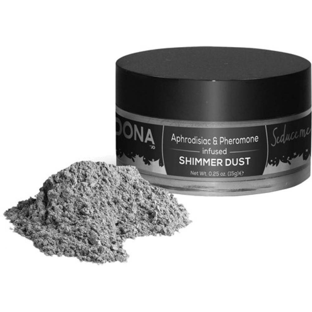 Dona Shimmer Dust - Silver - .25 Oz. - View #2