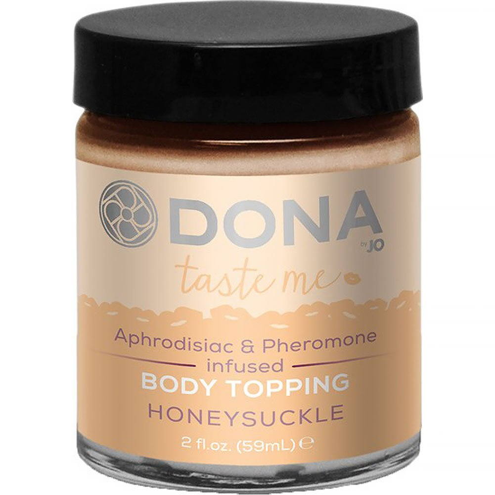 Dona Body Topping - Honeysuckle - 2 Oz. - View #2