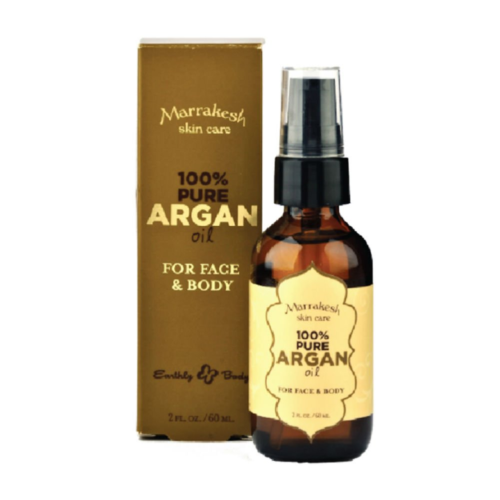 Earthly Body Love Argan Oil Hair Styling Elixir 2 Fl.Oz 60 mL - View #1
