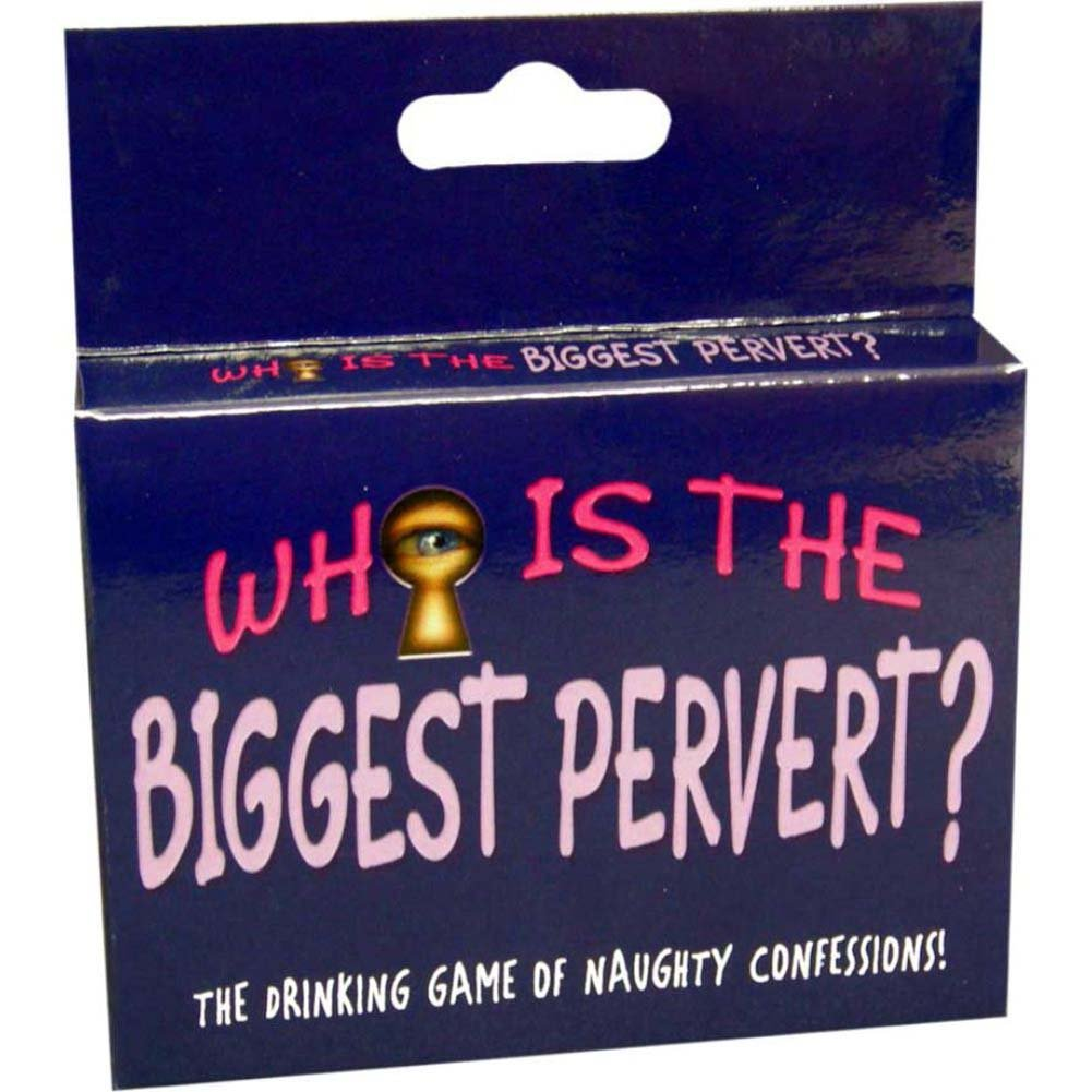 Who Is the Biggest Pervert Card Game - View #3