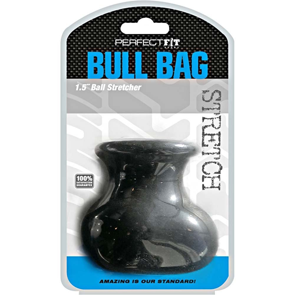 Perfect Fit Bull Bag 1.5 Ball Stretcher Black - View #4