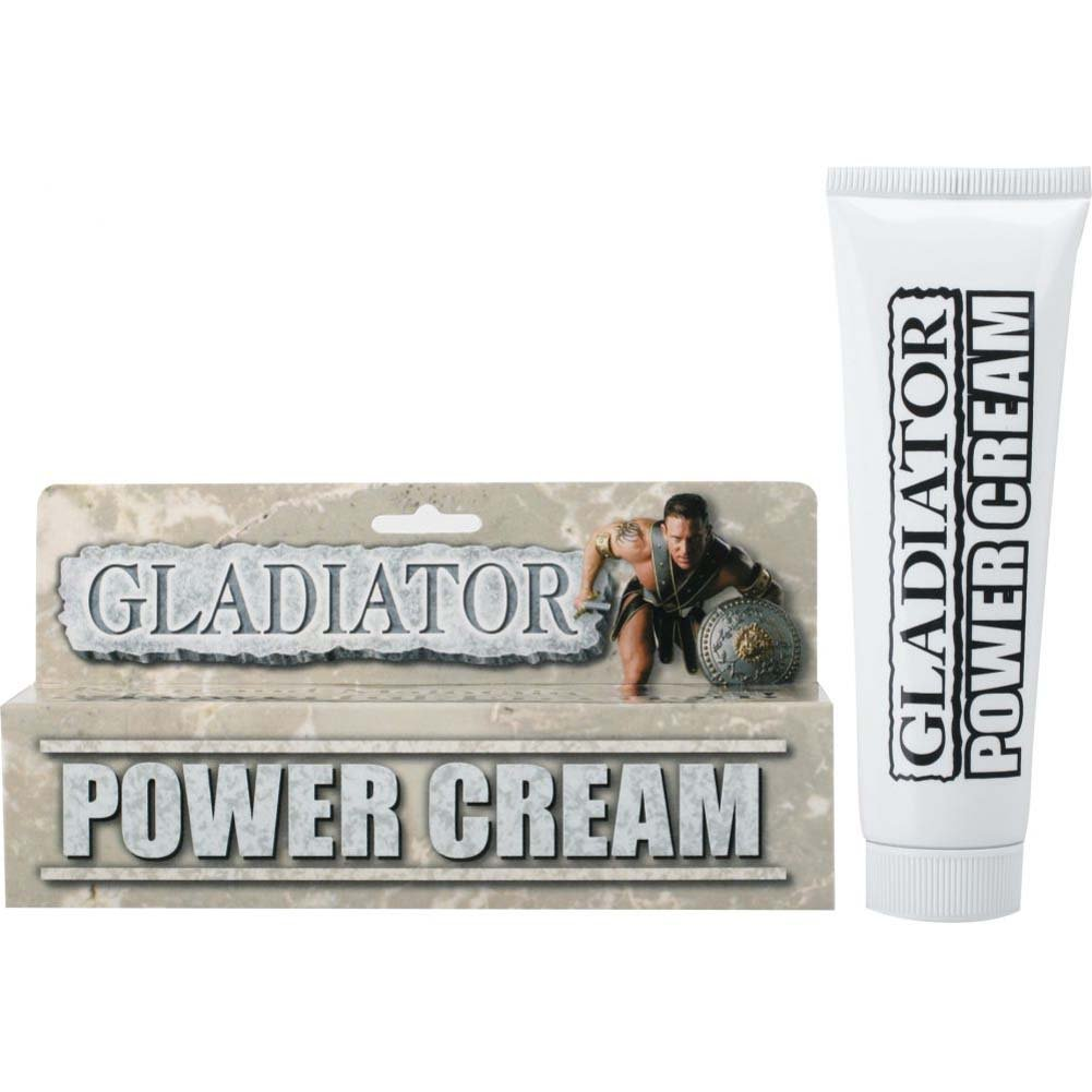 Gladiator Power Cream for Men 1.5 Oz. - View #4
