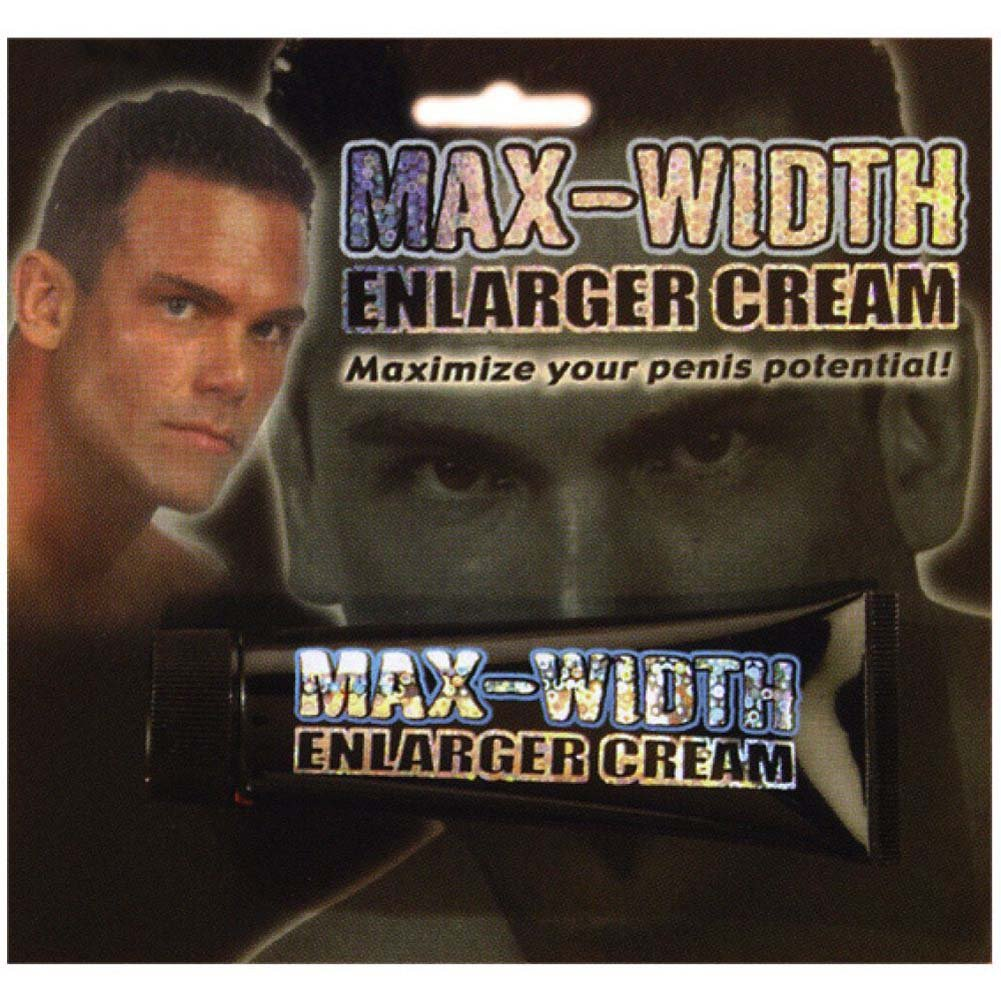 Max Width Enlarger Cream 1.5 Oz - View #1