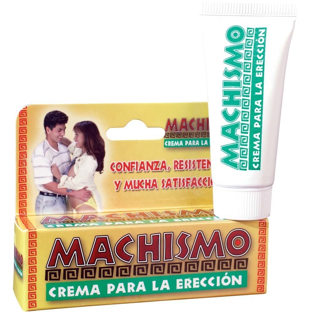 Pipedream Products Machismo Crema 0.5 Oz - View #1