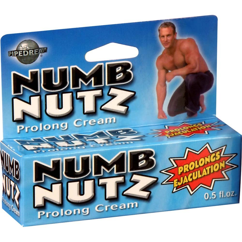 Numb Nutz Prolong Cream for Men 0.5 Oz - View #1