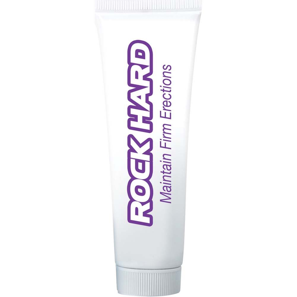 Rock Hard Maintain Firm Erections Power Cream 2.5 Oz 75 G Tube - View #2