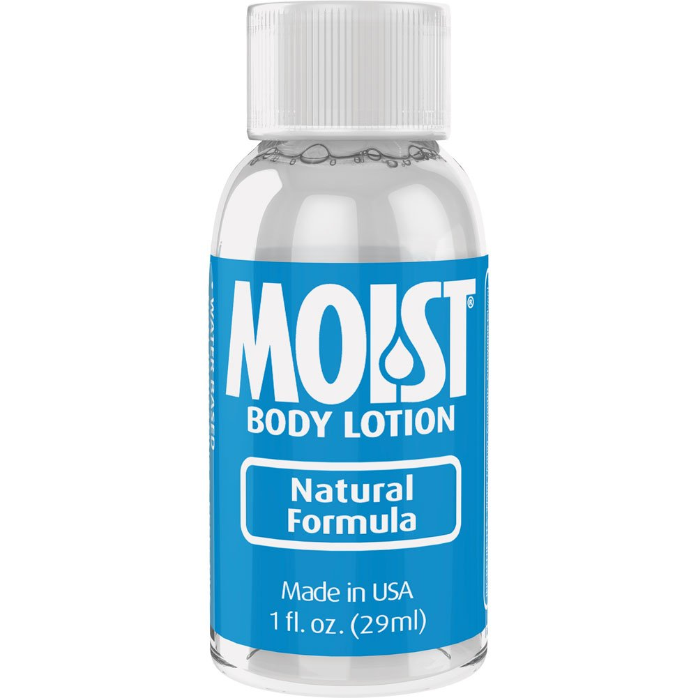 Moist Personal Lubricant 1 Fl.Oz 29 mL Unscented - View #1