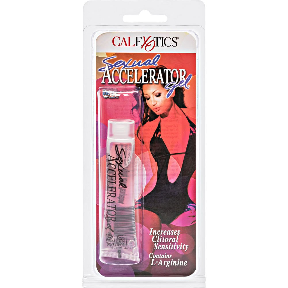 California Exotics Sexual Accelerator Gel 0.5 Oz - View #1