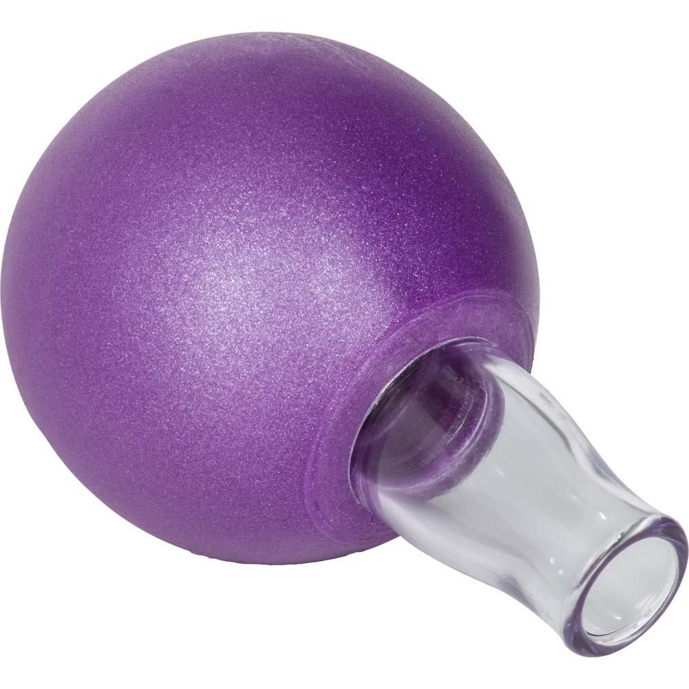 CalExotics Nipple Play Enhancing Bulb Purple - View #3