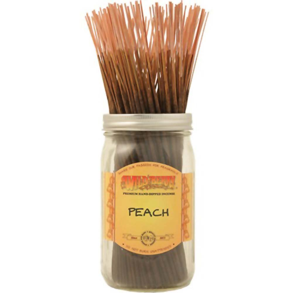 Wildberry Incense 100 Count Peach - View #1