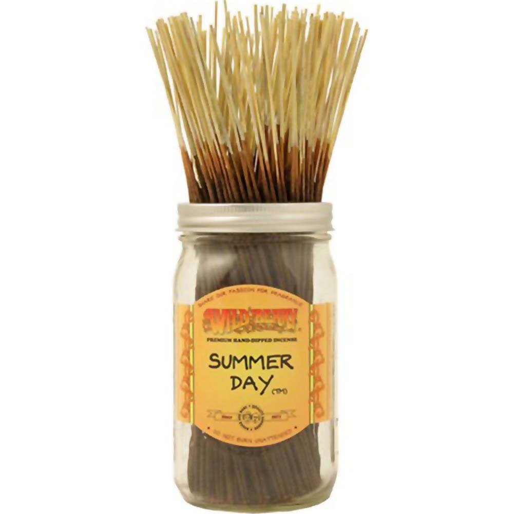 Wildberry Incense 100 Count Summer Day - View #1