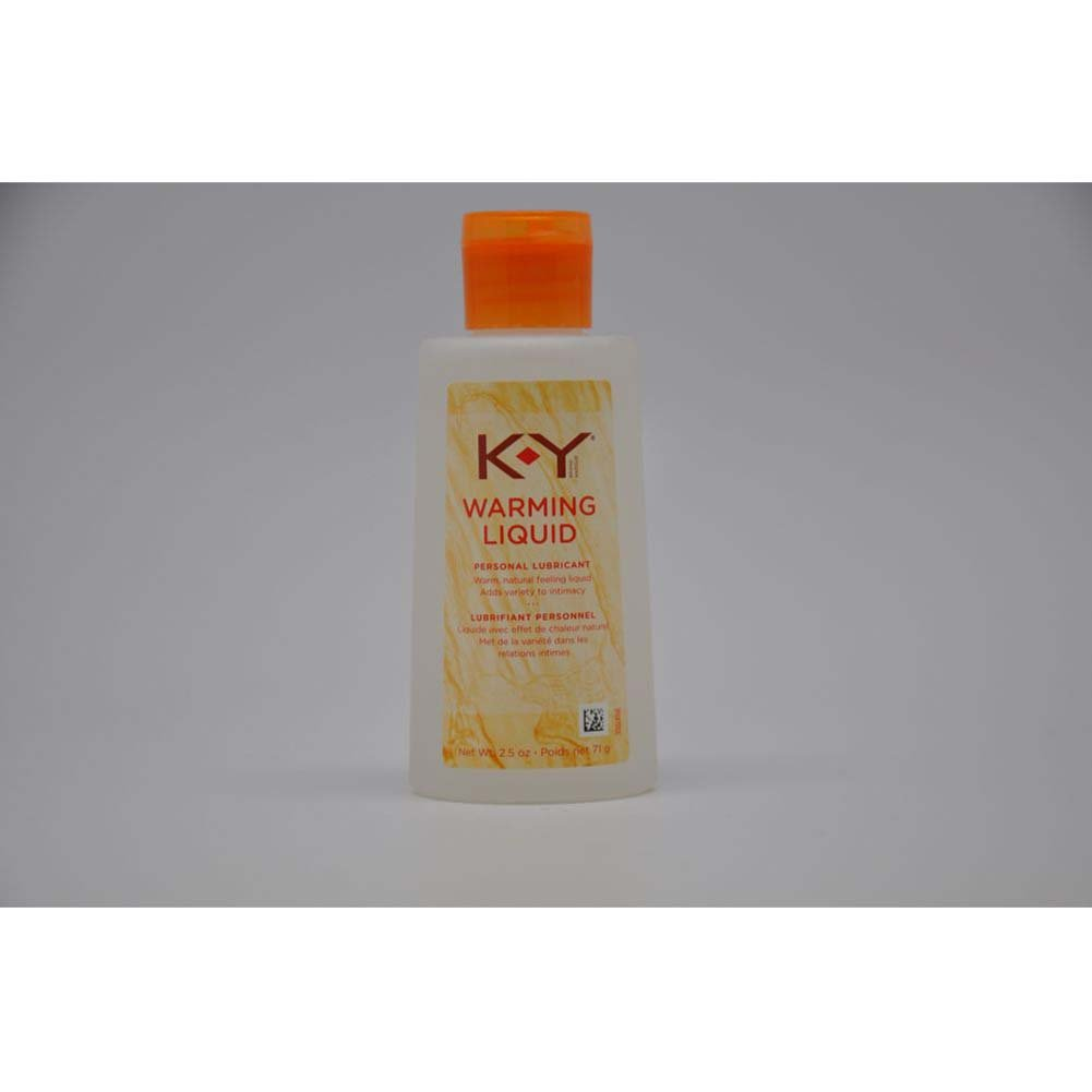 K-Y Warming Liquid 2.5 Oz - View #4