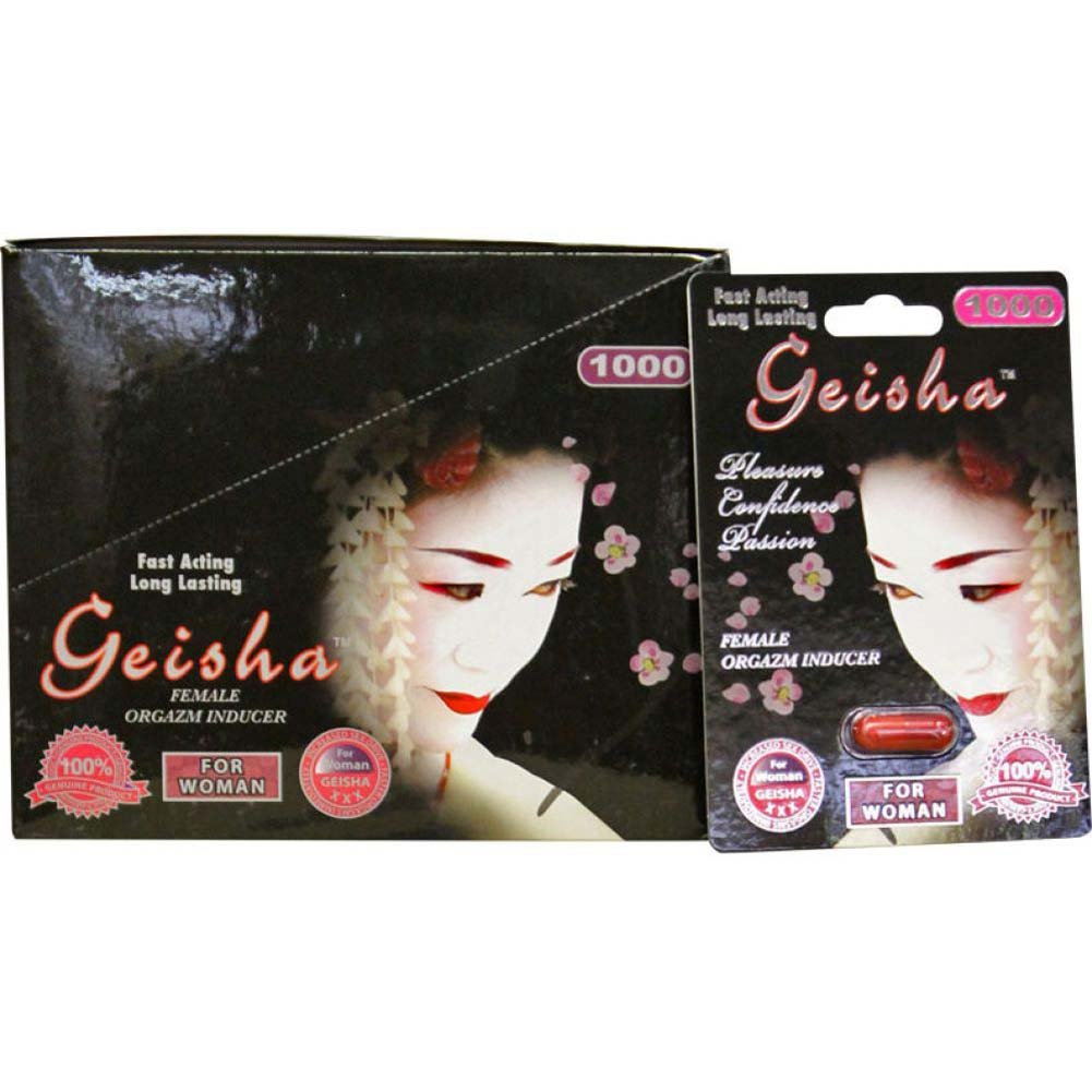Geisha For Women 1 Capsule Blister - View #2