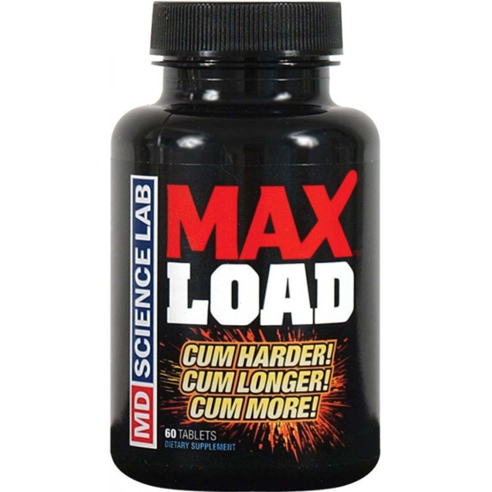 MaxLoad Male Enhancer Supplement 60 Tablets - View #1