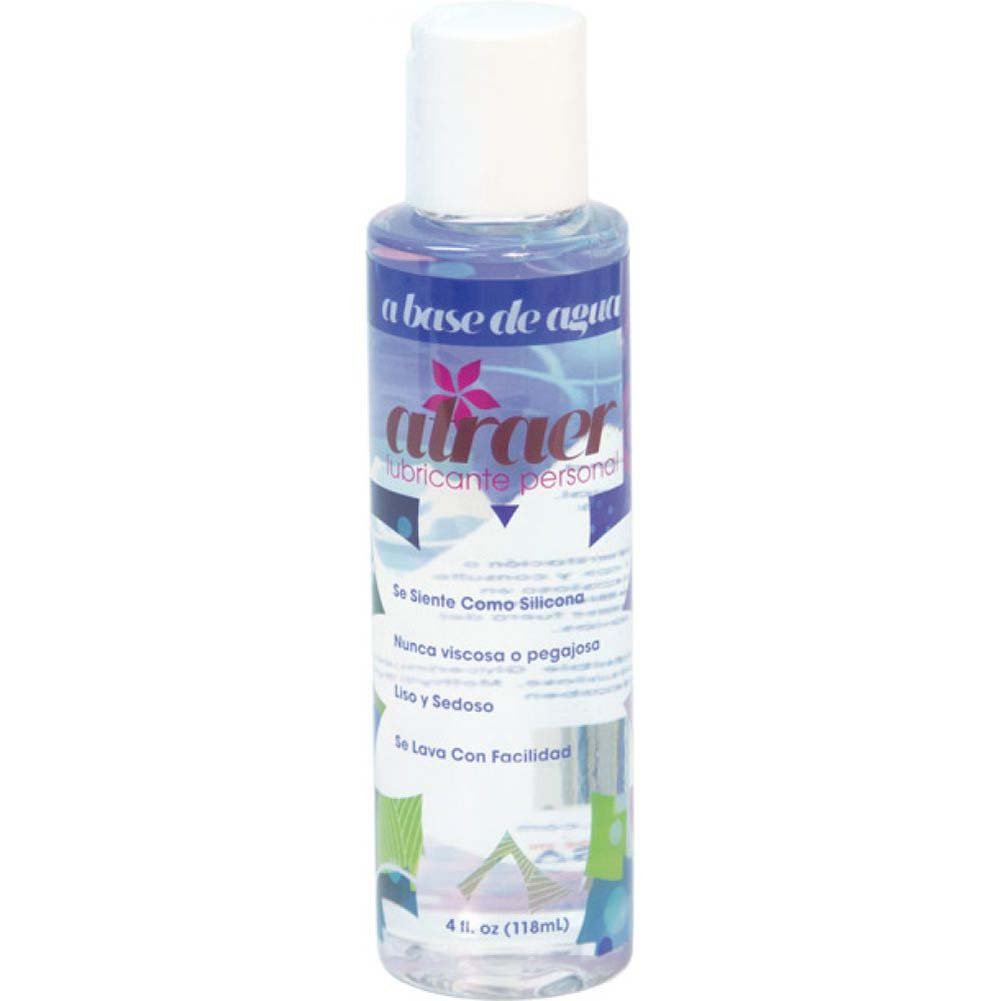 Atraer Aqua Water Based Personal Lubricant 4 Oz - View #1