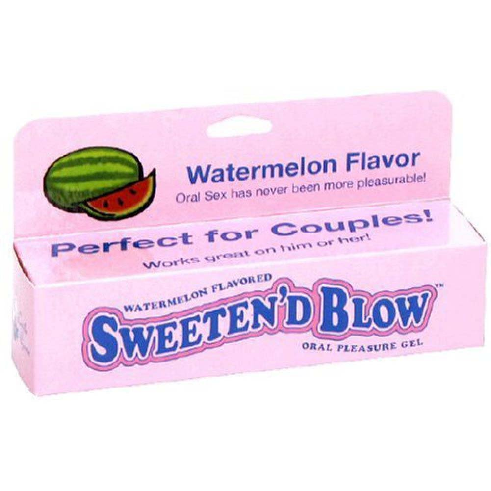 Sweeten D O Watermelon Oral Pleasure Gel For Her 1.5 Oz - View #2