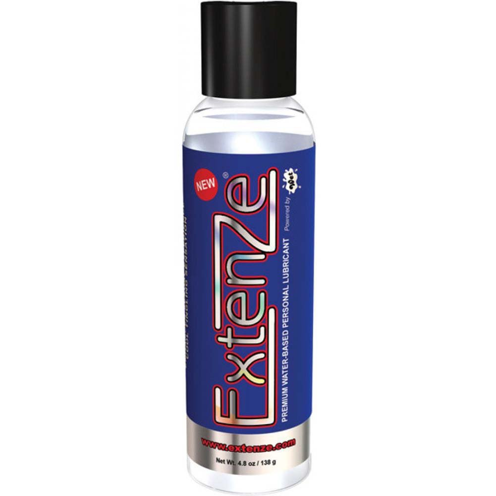 Extenze Premium Water Based Personal Lubricant 4.8 Oz 139 G - View #1