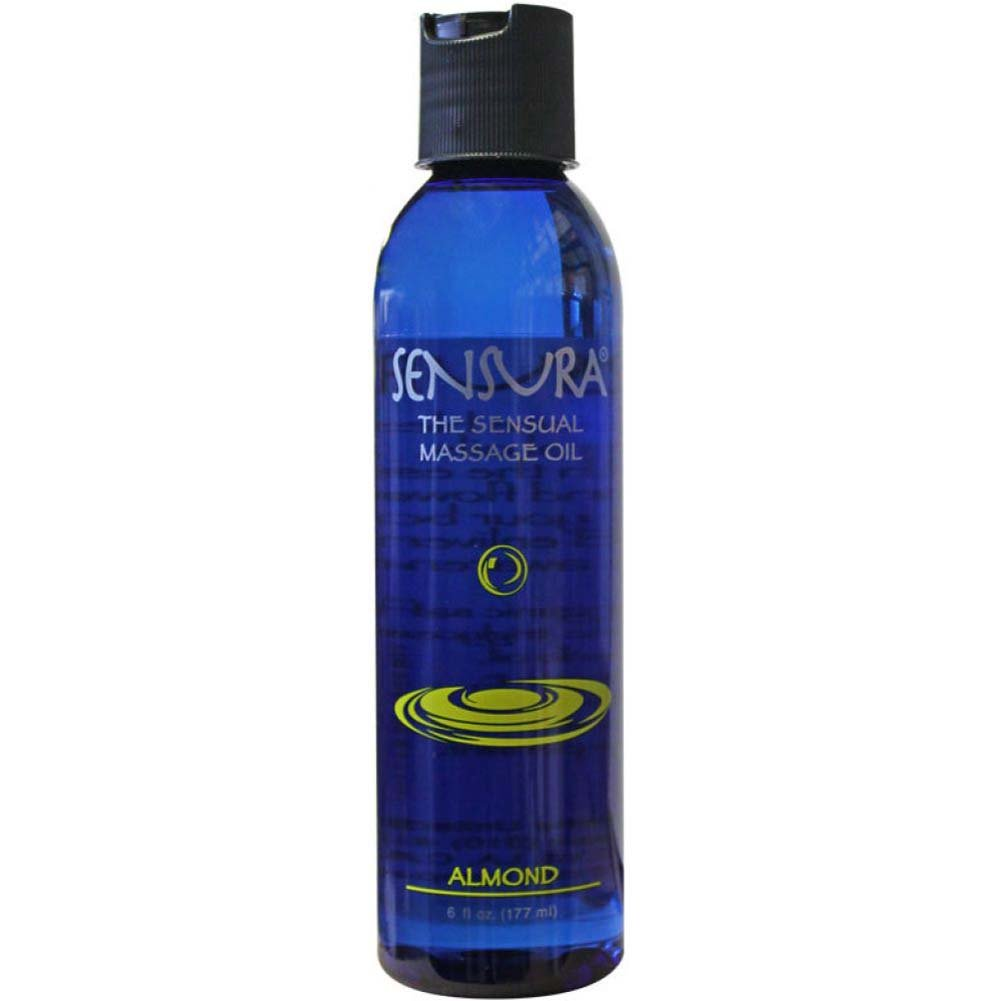 Sensura Massage Oil 6 Oz Almond - View #2