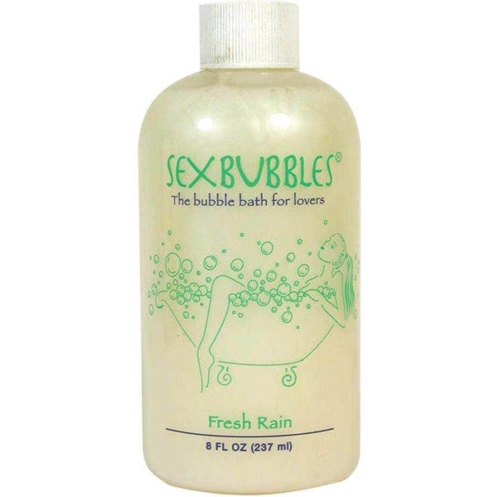 Sex Bubbles Fresh Rain 8 Fl Oz - View #1